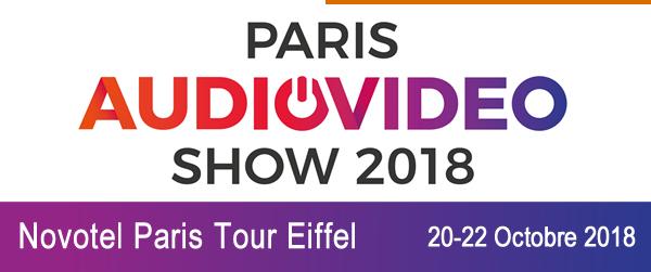 Paris Audiovideo Show 2018