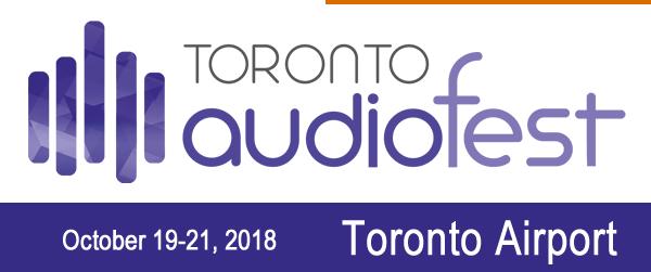 Salon Audio De Toronto 2018